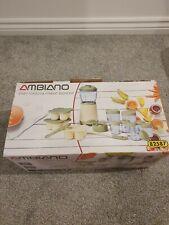 Ambiano Baby Food Nutrient Blender BNIB inc Accessories BRAND NEW