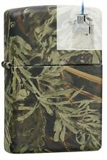 Zippo 24072 realtree advantage max Lighter & Z-PLUS INSERT BUNDLE
