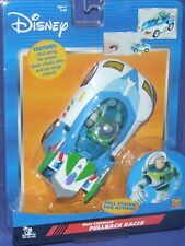 Disney Toy Story Buzz Lightyear Pullback Racer New Factory Sealed 2000