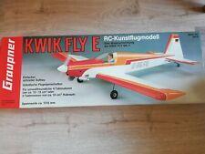 Graupner RC Kunstflugmodell KWIK FLY E