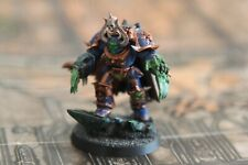 Warhammer 40K WH40K- CHAOS TERMINATOR - CHAOS LORD LIGHTNING CLAWS - Painted
