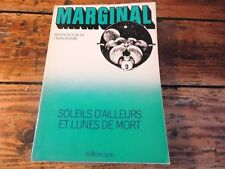 MARGINAL N°9 ANTHOLOGIE DE L'IMAGINAIRE - SCIENCE FICTION - 1975