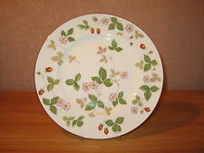 Wedgwood *NEW* Wild Strawberry 1 Assiette plate 27cm 1 Plate