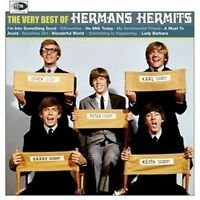 HERMANS HERMITS The Very Best Of 2CD BRAND NEW Herman's Hermits Greatest Hits