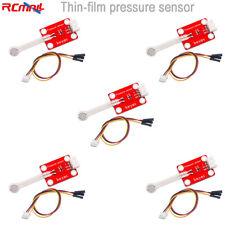 5pcs Flexible Thin Film Pressure Force Sensor Module 3pin Connector Xh254
