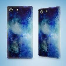 WATERCOLOR SPACE BLUE ART 1 HARD CASE SONY XPERIA Z Z1 Z2 Z3 Z4 Z5 COMPACT