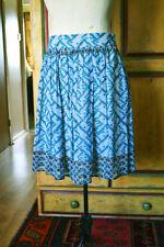 Jigsaw Knee Length Silk Skirts for Women