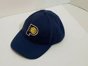 Indiana Pacers Lucas Oil Hat Ball Cap Adjustable NBA Basketball Hoosier Game