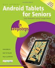 Android Tablets for Seniors in easy steps,Nick Vandome