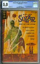 DOCTOR SOLAR MAN OF THE ATOM #1 CGC 5.0 OW PAGES // 1ST APPEARANCE DR. SOLAR