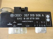 Lüftersteuergerät(Klima) VW Golf 3, Passat , Polo ,Sharan  357 919 506A