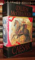 McCullough, Colleen CAESAR A Novel 1st Edition 1st Printing