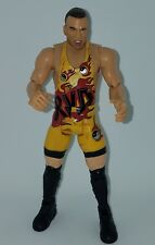 WWE Jakks wrestling action figure RVD! Rob Van Dam! In yellow attire. Read desc.