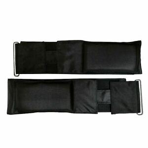 Universal Fit Comfort Leg Straps for Stilts (Dura-Stilts, Sur-Stilt and other)