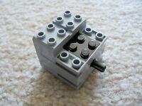 LEGO - Technic - Light Bluish Gray Electric, Motor 9V - Tested/Works