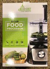 New Echo+Chef 8 Cup Food Processor