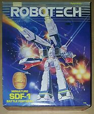 Robotech Miniature SDF-1 Battle Fortress New/Sealed HTF Vintage