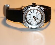 Jean Richard Terrascope White Dial Automatic Watch