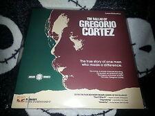 The Ballad of Gregorio Cortez Laserdisc LD Free Ship $30 Orders