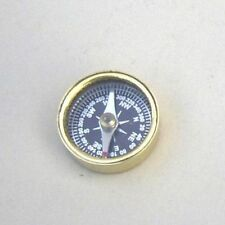 """1.5"""" POCKET BRASS COMPASS - COMPASS - SCOUT- HIKING - CAMPING"""