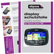 3x Garmin 390LM Zumo Film de protection d'écran protecteur cristal clair