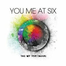 You Me At Six - Take Off Your Colours DELUXE EDITION 2CD NEU