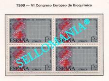 1969 VI CONGRESO EUROPEO DE BIOQUIMICA  1920 ** MNH B4  BIOCHEMISTRY   TC21670