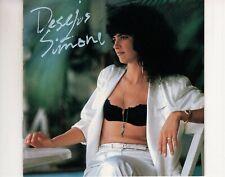 CD SIMONEdesejosJAPAN EX+ 1984 (B4501)
