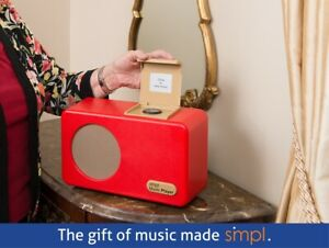 Alzheimer's and Dementia Memory Care Simple Music Player