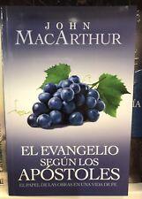 El Evangelio Segun  Los Apostoles John Macarthur