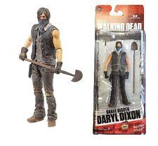The Walking Dead Serie de TV 7.5 Grave Digger Daryl Dixon Figura de Acción McFARLANE