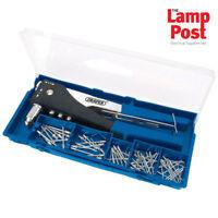 Draper 27848 - 2 Way Hand Riveter Kit Pop Rivet Gun Hand Riveter Tool