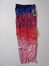 NWT Young Fabulous & Broke Kit in Purple Rainbow Asymmetrical Wrap Maxi Skirt S