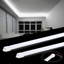 1X 12V 50cm 5630 LED High Power Strip Hard Light Bars Camping Caravan Cool White