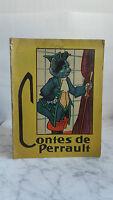 Contes de Perrault - 1937 - Imprimerie Fortin