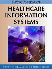 Encyclopedia of Healthcare Information Systems Set (2008, Hardcover)
