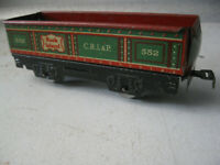 Vintage Marx Rock Island C.R.I. & P. 552 Tin Metal Railcar