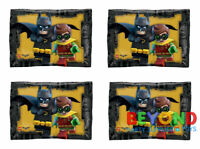Lego Batman Happy Birthday Party Mylar Foil Balloon 21""