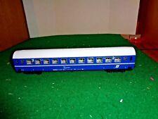 Kleinbahn HO Scale Blue 389 DB D-Zugwagen AB 4