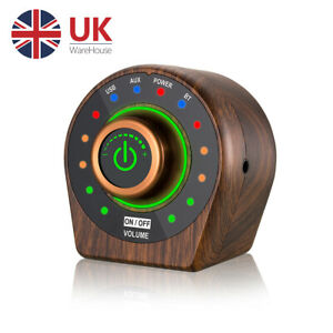 Mini Class D Digital Amplifier Bluetooth 5.0 Receiver HiFi Stereo Audio Amp 100W