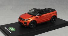 Truescale Range Rover Evoque Convertible in Phoenix Orange RN141280 1/43 NEW