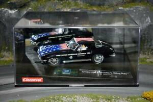 Carrera Evolution - 25743 - Chevrolet Corvette Sting Ray S S4Ever - Boxed
