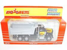 Majorette 3036 SUPER MOVERS 1:50 KENWORTH DUMP TRUCK Series 3030 MIB`85 TOP RARE