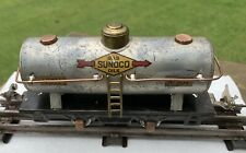 Vintage LIONEL Train No.804 Tin Metal Pre-War Tanker Car