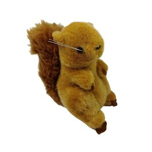 Squirrel Plush Soft Stuffed Animal Toy Washed and Clean 23cm