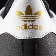Adidas Originals Samoa Black White Gum GOLD Men's Shoes Sneakers BB8981 Sz 11.5