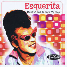 ESQUERITA Rock 'n' Roll Is Here To Stay CD 1950s Little Richard NEW