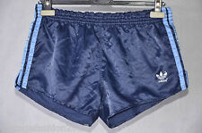 VINTAGE 379 OLD ADIDAS SHORT AÑOS 80s  RUNNING OLDSCHOOL NYLON  WEST GERMANY
