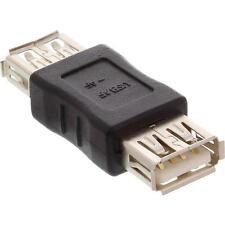 USB Adapter Verbinder Doppelkupplung Buchse A weiblich auf A weiblich