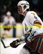 LANNY McDONALD PHOTO 8X10
